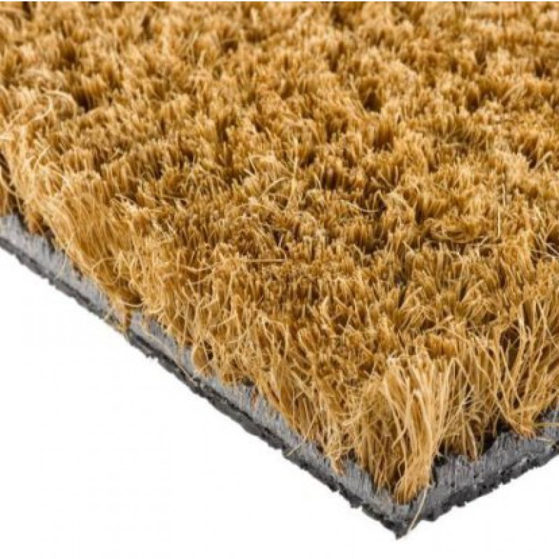 Doormat Cocco Natural 17 mm by metre
