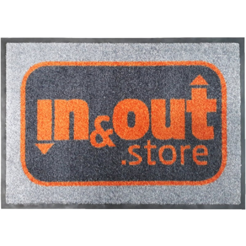 Doormat with Logo Prime