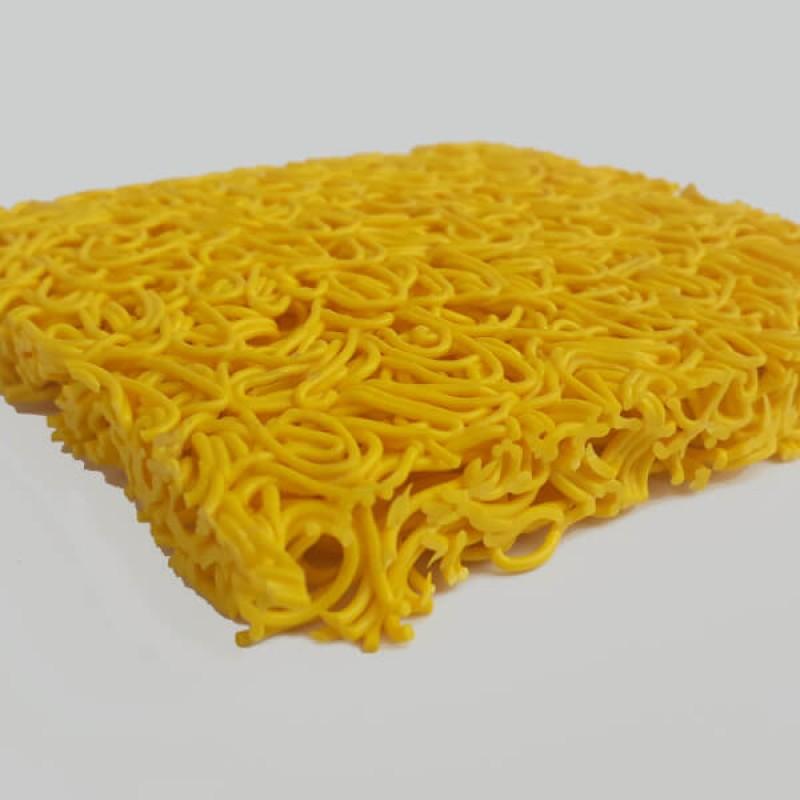 Doormat with Logo Spaghetti Rally Mosaic