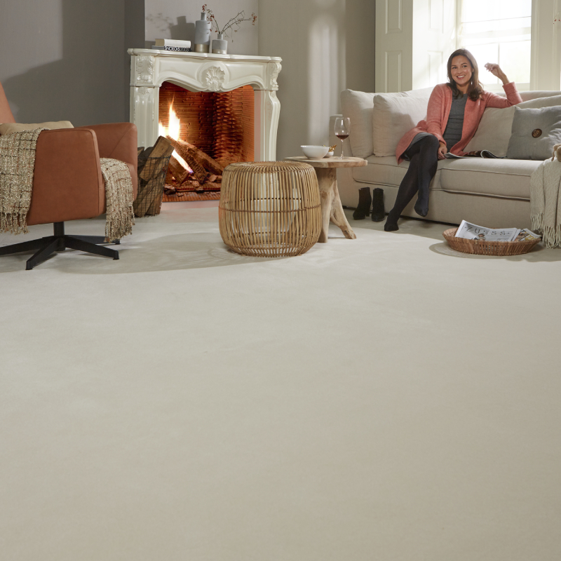 Wall-to-wall Carpet Stain Resistant Alpha