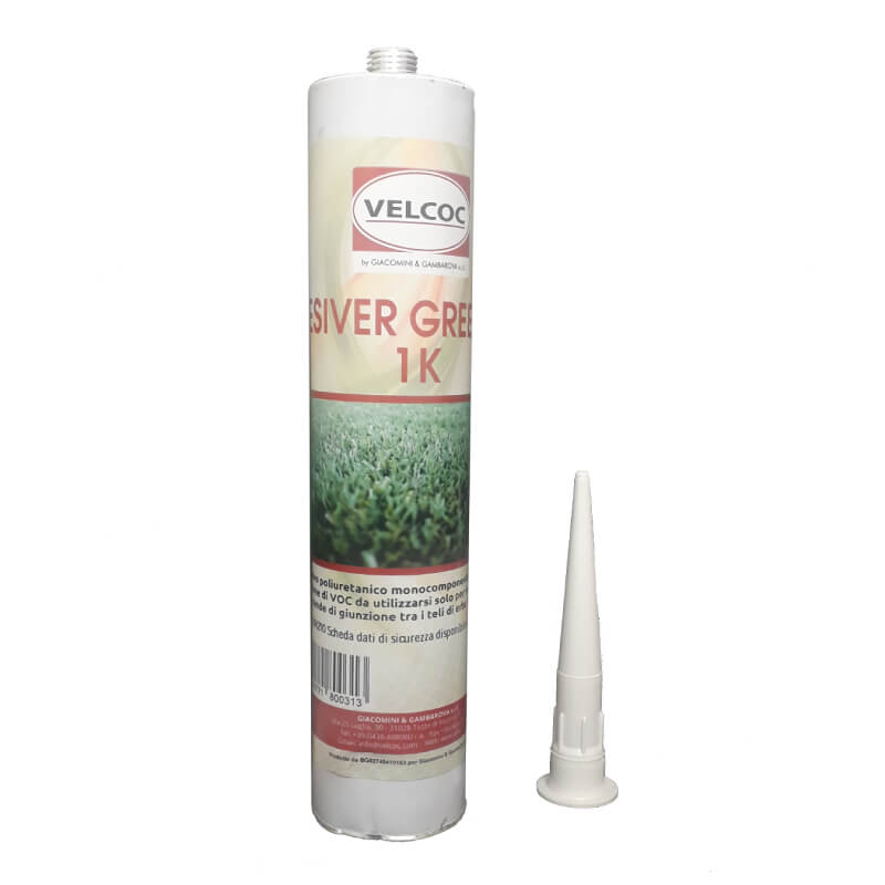 Polyurethane Adhesive 310 ml (One-component) - Green Color